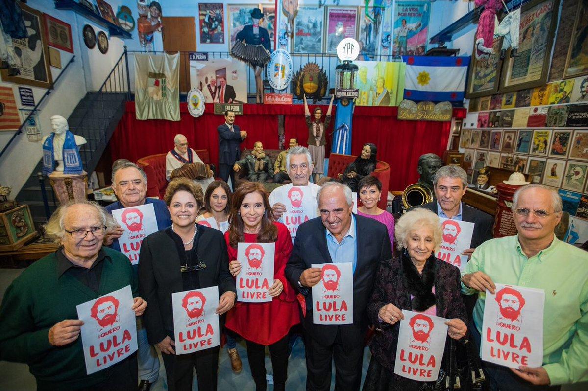Unidxs #LulaLivre
