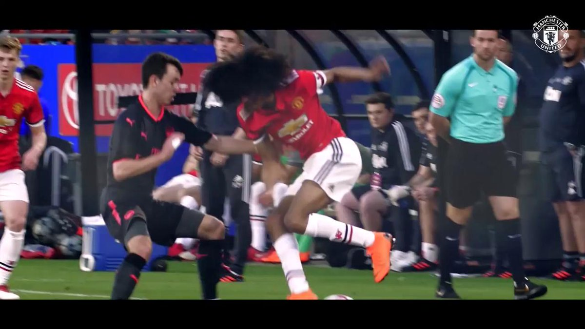 Maillot Extérieur Manchester United Tahith Chong