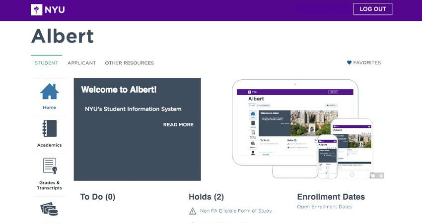 Nyu It On Twitter Want To Get The Most Of The Redesigned Nyu