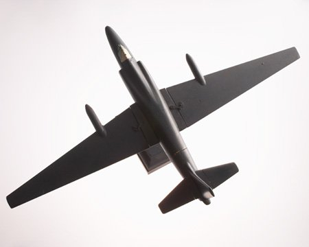 CIA #Museum Artifact of the Week: U-2 Model used by Francis Gary Powers
