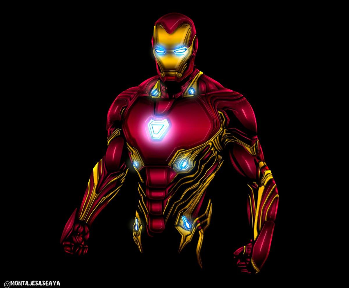 Iron Man Wallpaper 34447: Pin Spider Man And Iron Man Infinity War Wallpaper Images