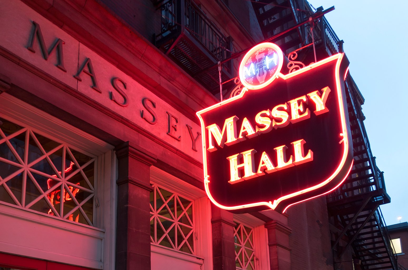 Toronto's historic Massey Hall receives $47M grant for revitalization project https://t.co/UQpEvekaBO https://t.co/CqxWYWp8dd