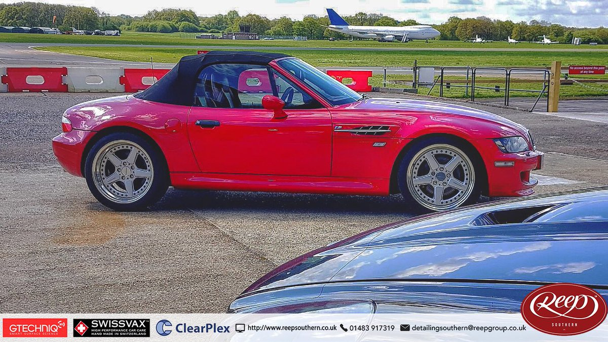 Reep Southern On Twitter Wednesdaywant With This Super Rare Ac Schnitzer Bmw Z3 M Roadster Gleaming After A Stage 2 Paint Enhancement Correction Now Complete And Ready For Sale By Our Friends At Renaissance Classic