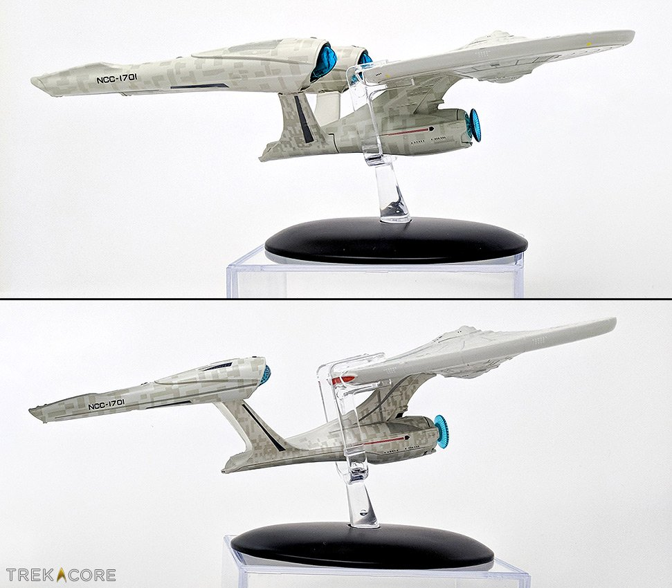 TrekCore On Twitter The 2009 Star Trek Enterprise Top