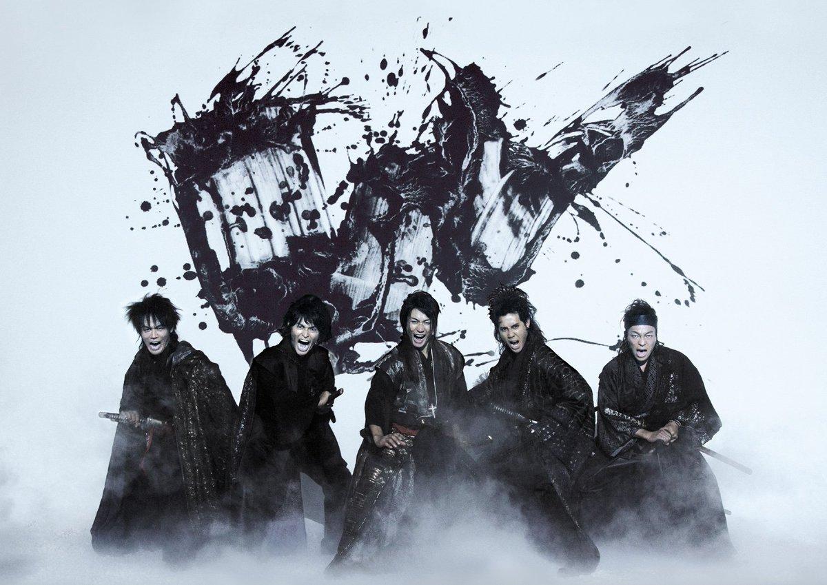 『TEAM NACS ニッポン公演「WARRIOR〜唄い続ける侍ロマン」』 5/3(木・祝)よる9: