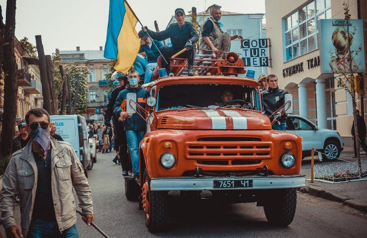 Річниця трагедії в Одесі: правоохоронці заступили на охорону громадського порядку - Цензор.НЕТ 2986