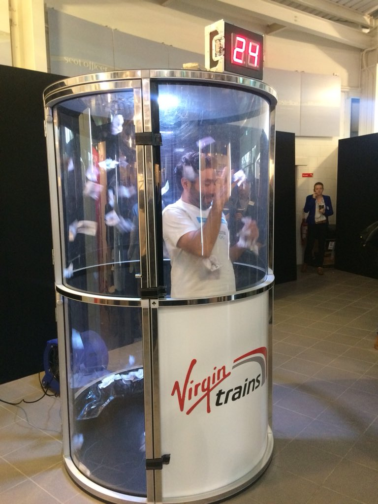 Grab a grand (well, a ticket) at the Virgin Trains stand in the marketplace @ITMtweets #itmconference <br>http://pic.twitter.com/PRH5FO2gGR