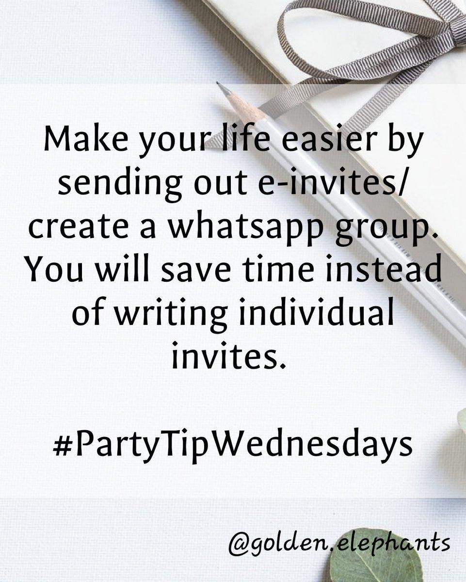 PartyStationary hashtag on Twitter