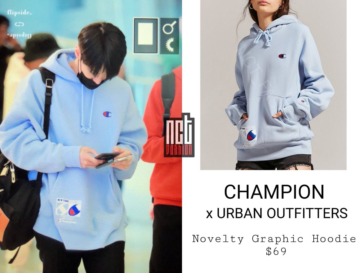 180501 / 180502 LAX 공항 Los Angeles airport - #Doyoung 패션 정보 (Champion x Urban Outfitters) #도영 #김동영 #NCT #엔시티 #엔씨티 #NCT127 #엔시티127 #NCT127_TOUCH #NCT2018_EMPATHY #NCT2018 #nctfashion_doyoung
