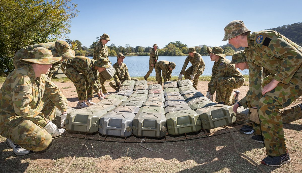 """Afx Army Cadets australian army on twitter: """"almost 200 cadets from"""