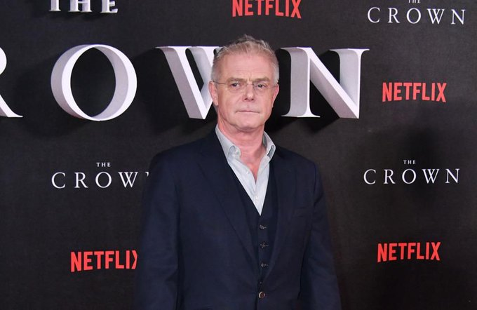 Happy birthday to Director and Executive Producer of The Crown, Stephen Daldry!