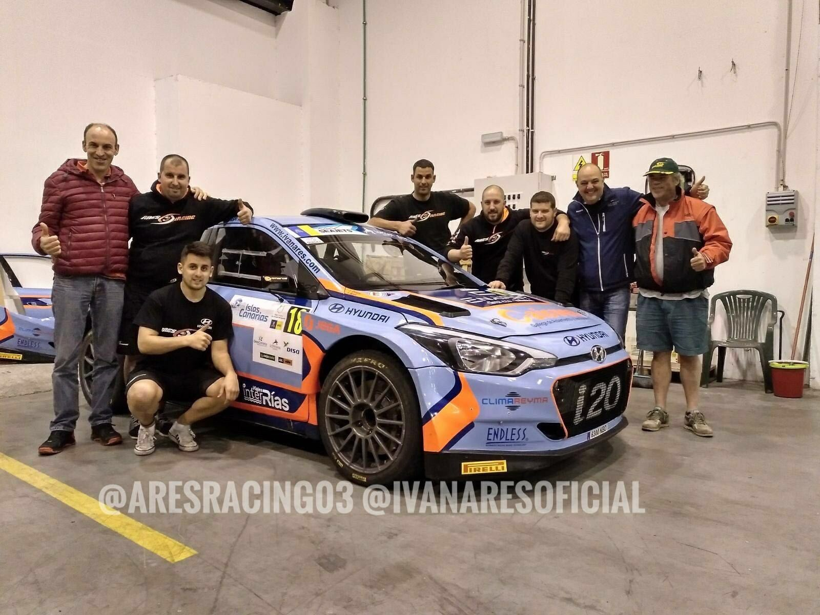 ERC + CERA: 42º Rallye Islas Canarias [3-5 Mayo] - Página 2 DcLWrp0X4AAmXhK