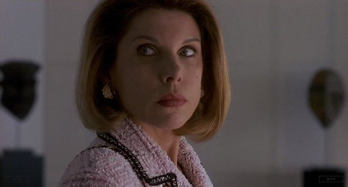 Christine Baranski is now 66 years old, happy birthday! Do you know this movie? 5 min to answer!