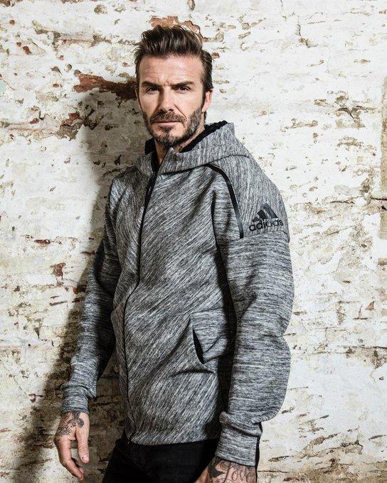 Happy Birthday to football legend, David Beckham!