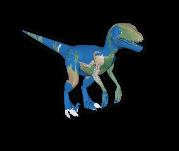 Dont't be decieved by round earthers or flat earthers. Earth is a dinosaur!