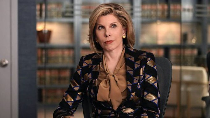 Happy 66th birthday to the great Christine Baranski, one of the most talented actresses in the world!!!