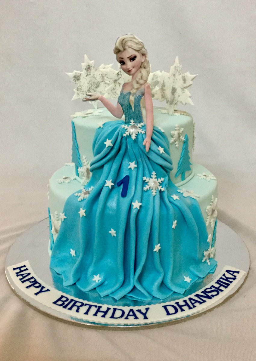 Wondrous Miras Dial A Cake Ar Twitter Disney Frozen Is A Popular Theme Funny Birthday Cards Online Aeocydamsfinfo