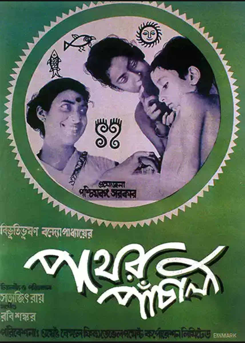 satyajit rays first original screenplay The hero—only ray's second original screenplay, after kanchenjungha, four years earlier—deepens the central questions of the film he'd made one year before, kapurush in that story, a screenwriter confronts a lingering failure of nerve when he re.