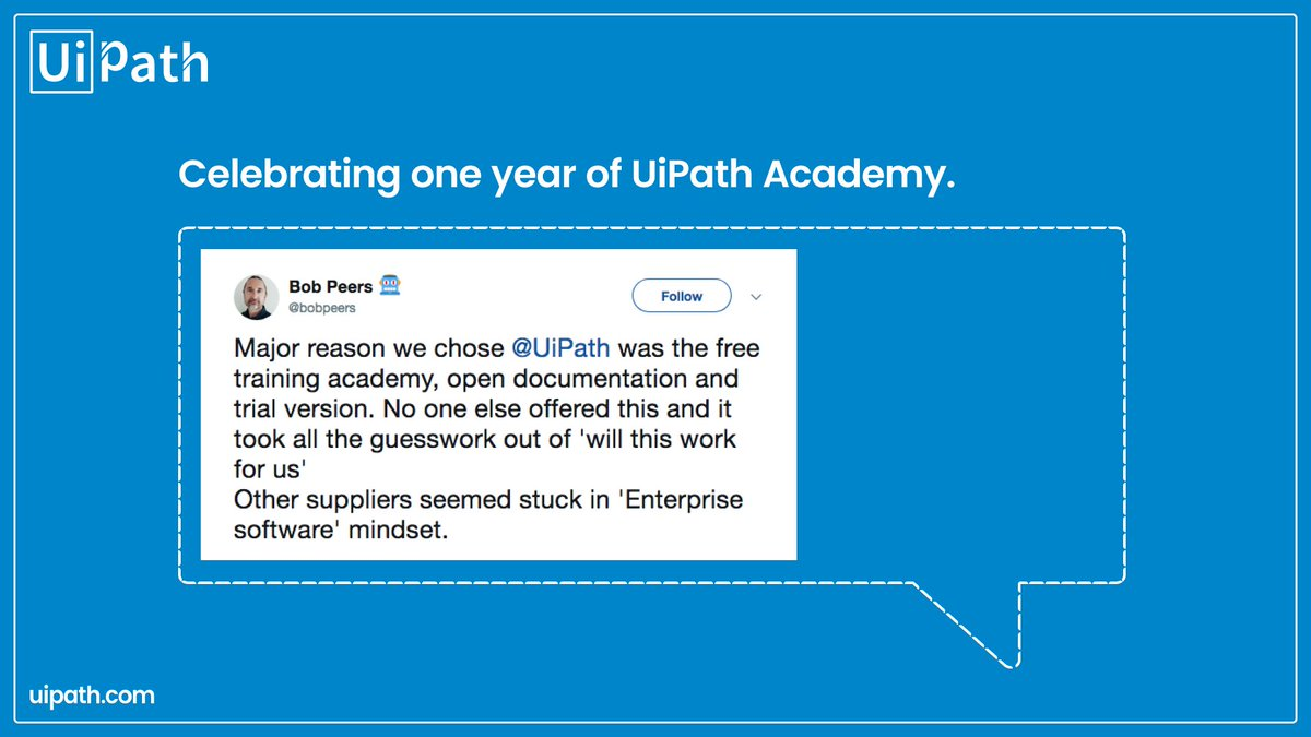 UiPath on Twitter: