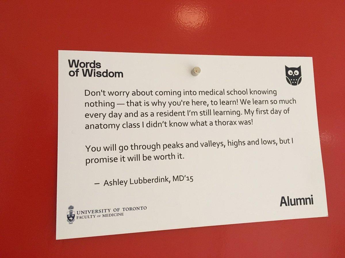 University Of Toronto Medical Society Uoftmeds Twitter