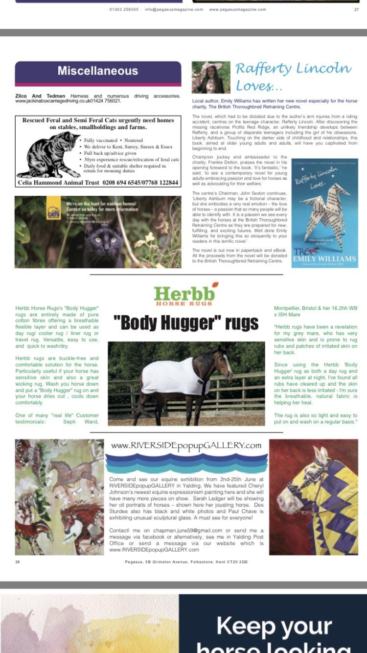 The Horse Magazine For South East Https T Co Wmuf2skzz1 Charitynovel Pegasusmagazine Pegasushorsemag Ootgql2lmw