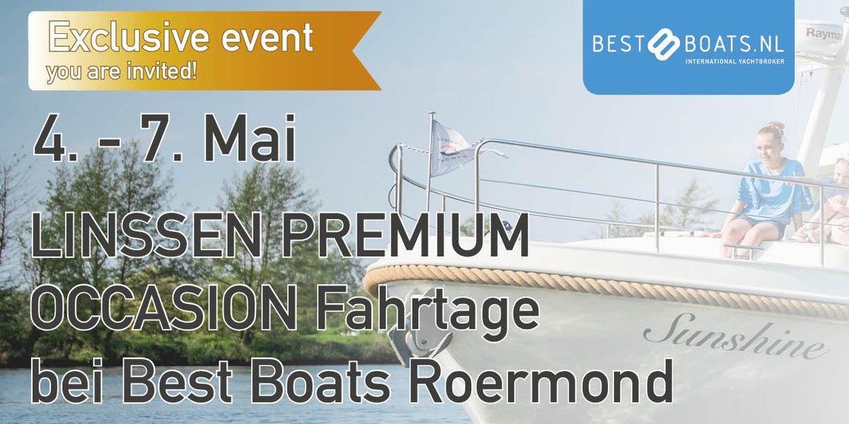 quality design 994f0 e519b Dieses Wochenende  Linssen Premium Occasion Fahrtage bei Best Boats  International Yachtbroker in Roermond. Erleben Sie selber die Qualität und  Standard ...