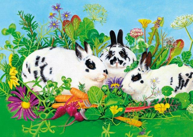 Green pebble cards gpcards twitter profile twipu rabbit heaven artist ebwattsartist httpsgreenpebble m4hsunfo