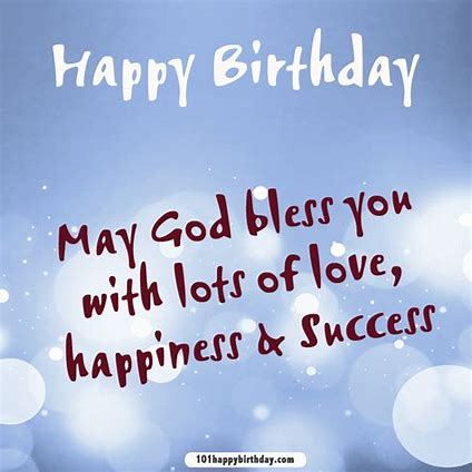 Happy, Happy Birthday! Blessings to you, always!