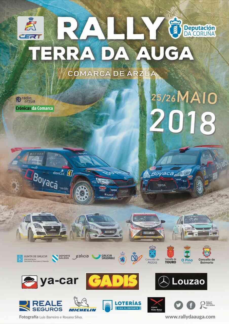CERT: Rallye Terra da Auga - Comarca de Arzúa [25-26 Mayo] DcMKpJbWAAAzM8H