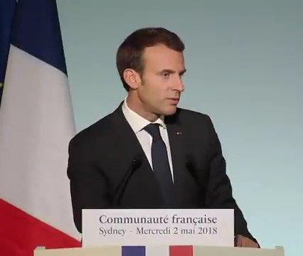 La France, c'est ce goût de l'optimisme. https://t.co/8GC8jaZD9C