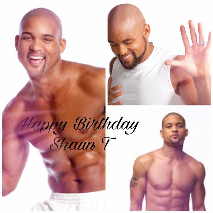 Happy Birthday Shaun T
