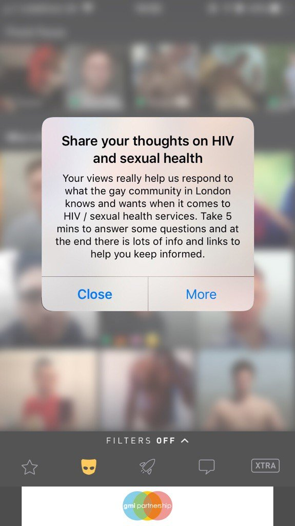 Gay sexual health london