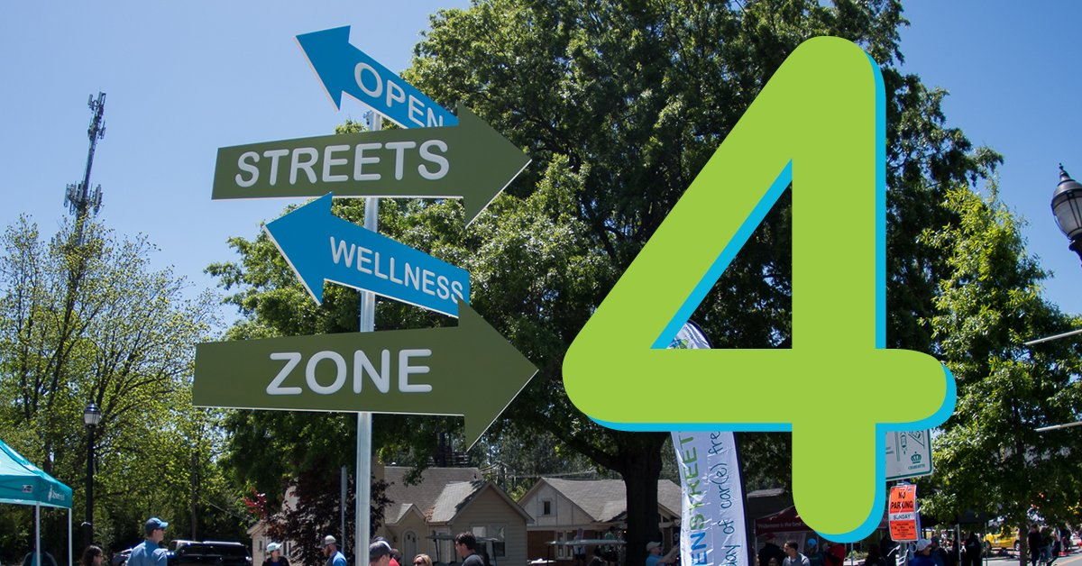 open streets 704 on twitter each open streets has four zone of fun for participants share this post tag 4 friends and ask them to support open streets