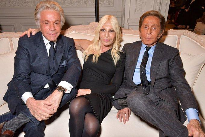 Happy birthday to dear Donatella Versace!