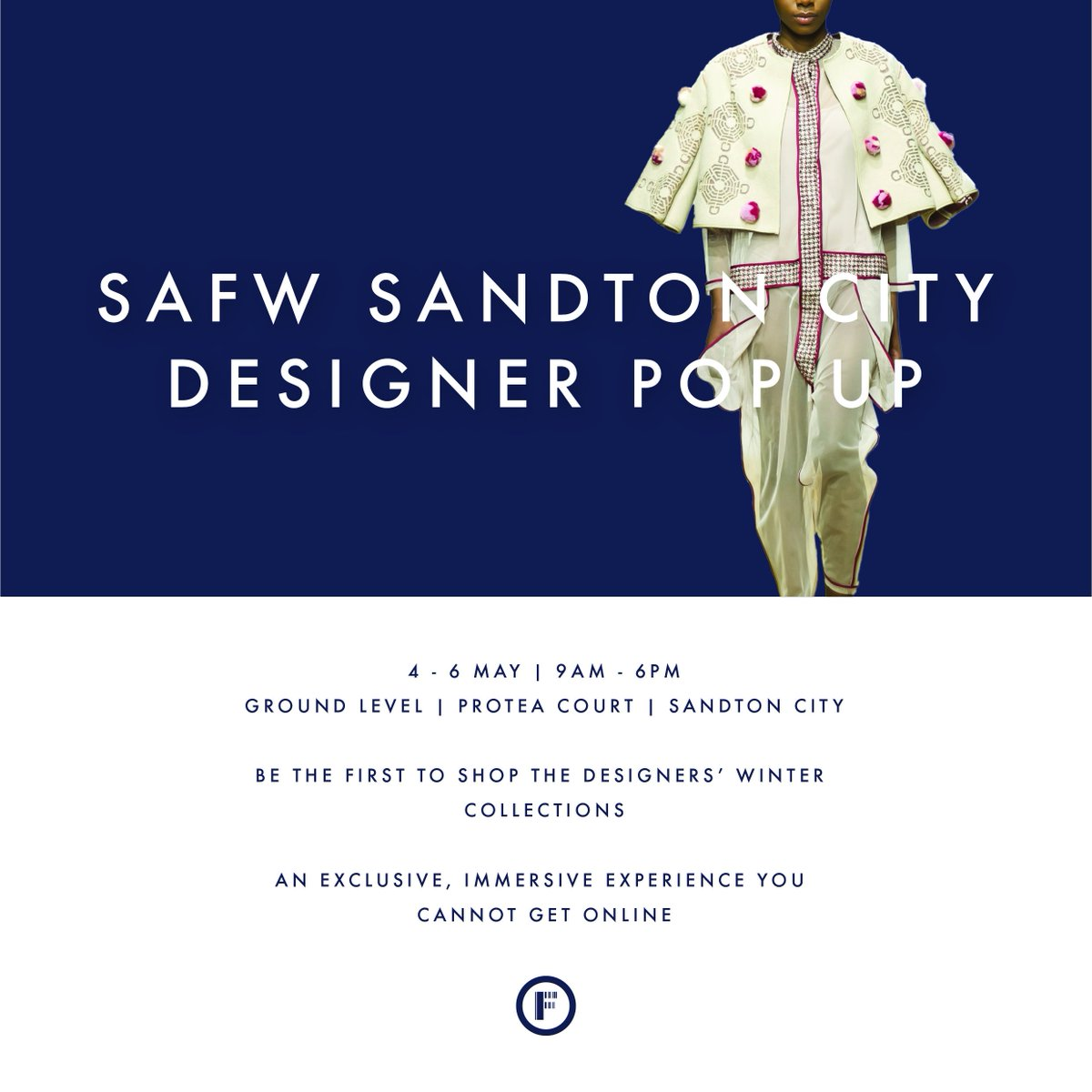 fe63bad113a7e3 ... curated winter collections from 16 designer brands, the #SAFW  #SandtonCityDesignerPopUp is a fashion highlight, not to be missed! Shop up  a storm at the ...