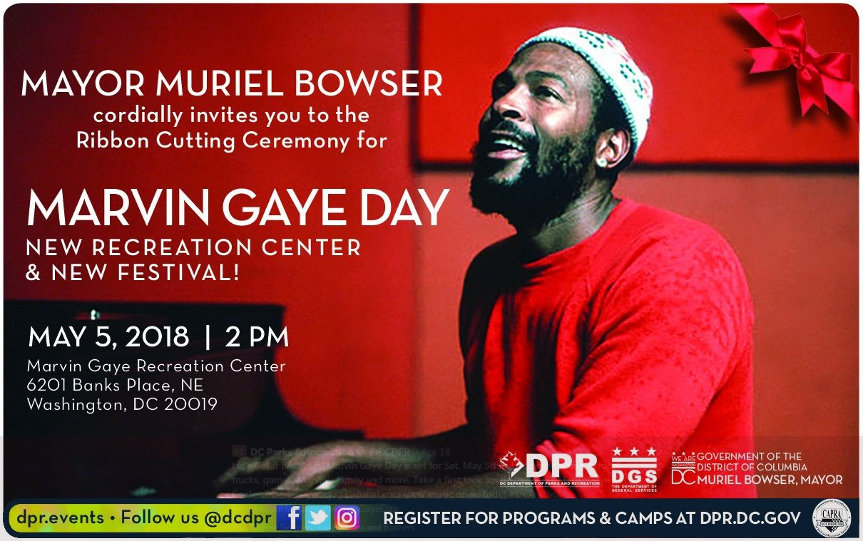 Reloaded twaddle – RT @MayorBowser: This Saturday, join us as we celebrate the life and legacy of D...