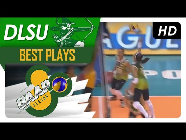 WATCH! Kim Kianna Dy comes out of nowhere to surprise FEU! #UAAPSeason80Volleyball   🎥: https://t.co/V1vs3mkfrF