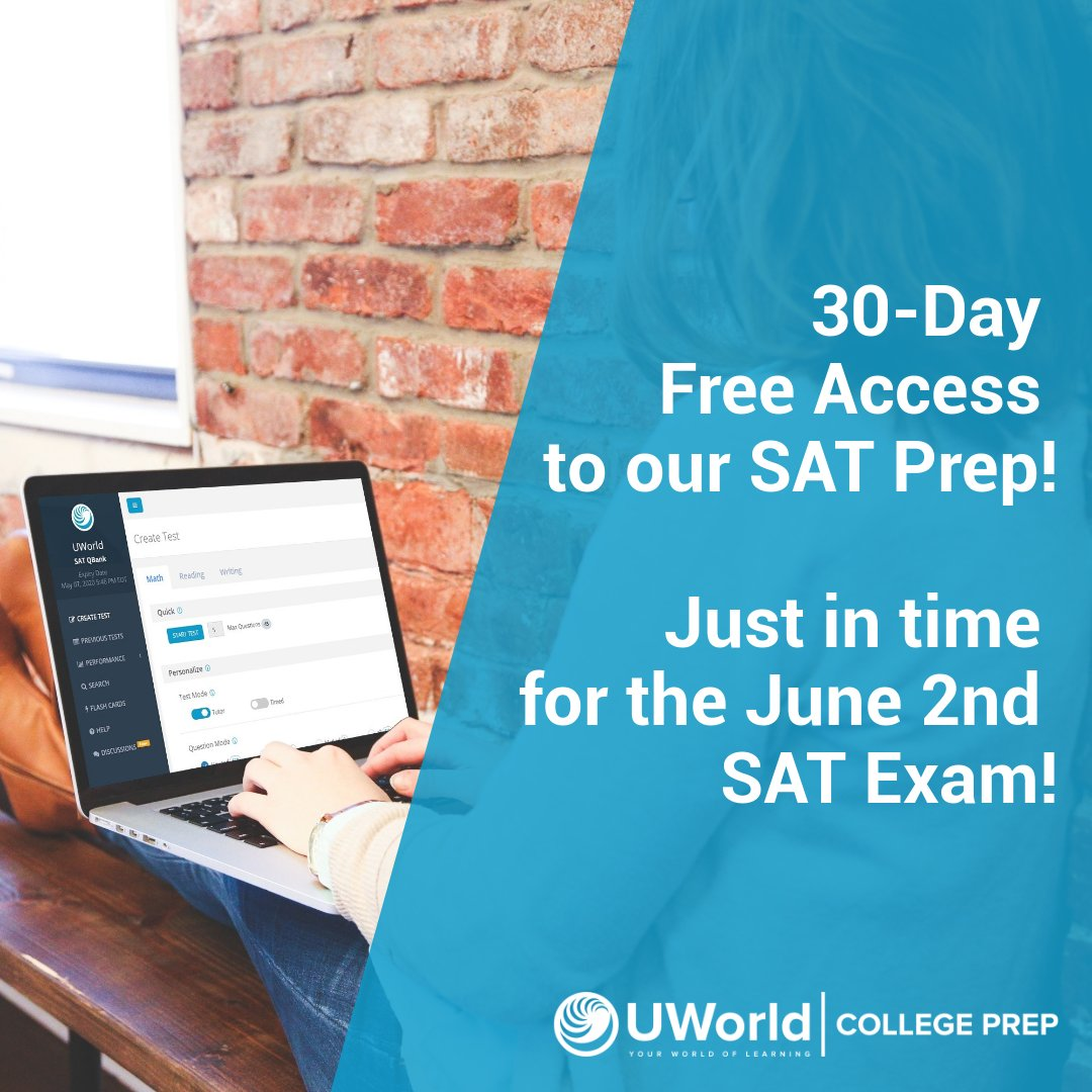UWorld College Prep on Twitter: