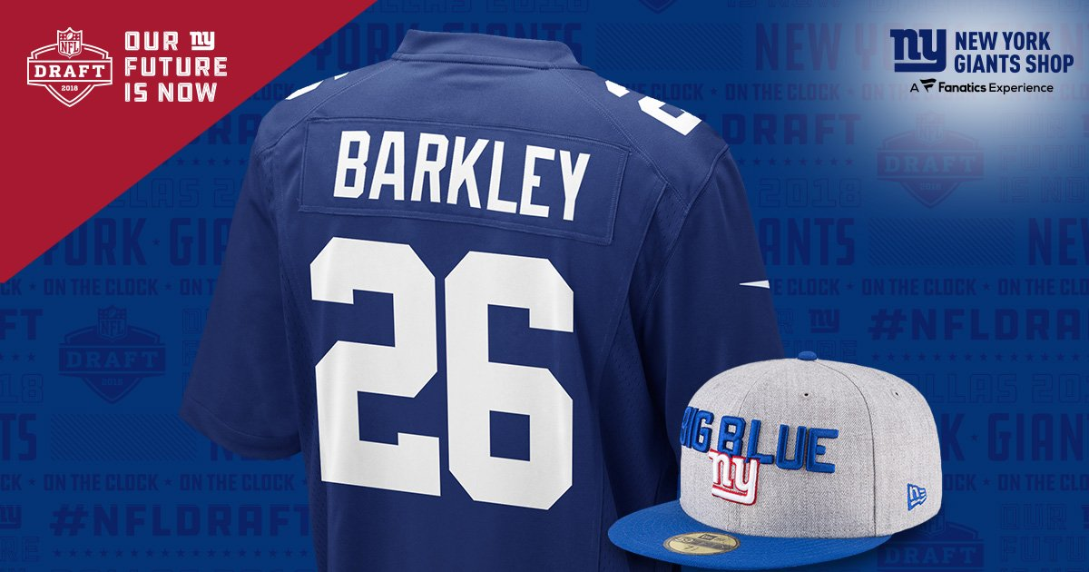 uk availability 71ff8 eed87 New York Giants on Twitter: