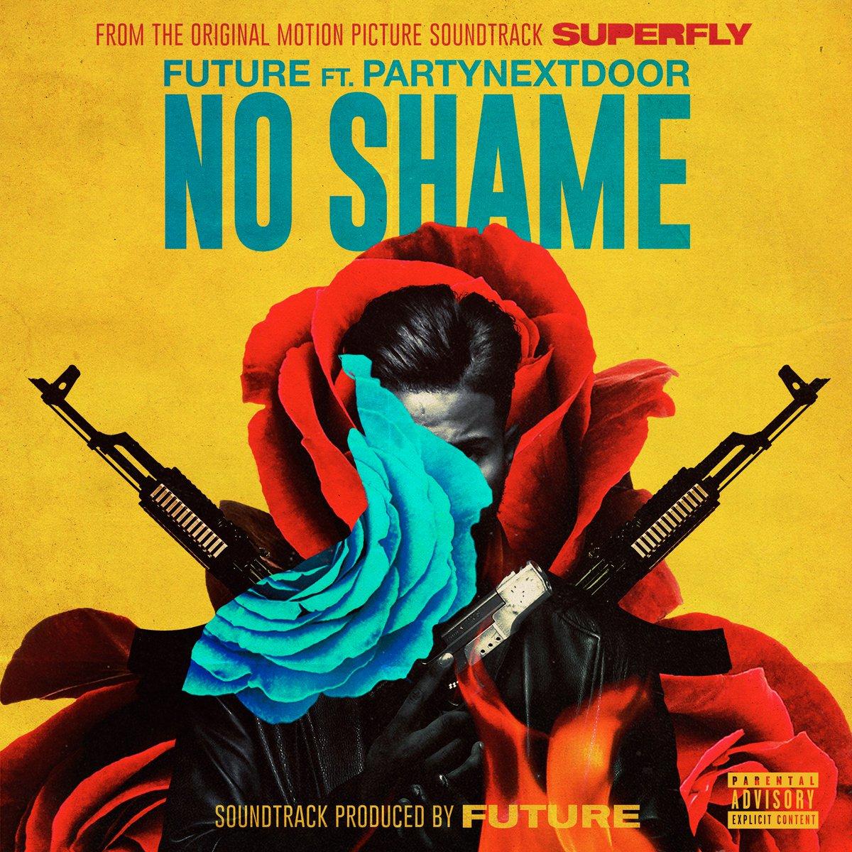 #NoShame feat @partynextdoor TODAY at NOON #Superfly @SuperflyMovie