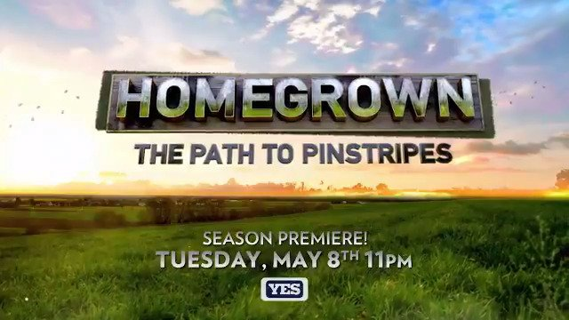 Season 2 of Homegrown: The Path to Pinstripes premieres next Tuesday! SPOILER ALERT: You WILL see someone get the call in the season premiere. #Yankees #Homegrown