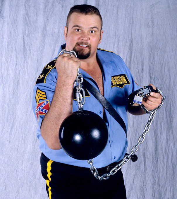 Happy 55th Birthday in Heaven today to The Big Boss Man.