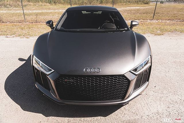 Audi Naples On Twitter Tierra Del Fuego Metallic Gray With A - Audi naples