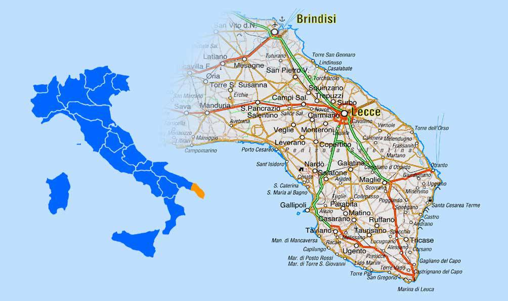 Provincial Map Of Italy.Italy Usa Can On Twitter The Provincial Charms Of