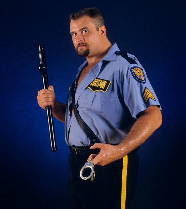Happy Birthday to one of the all time greats..and one of my childhood favorites, The Big Boss Man.