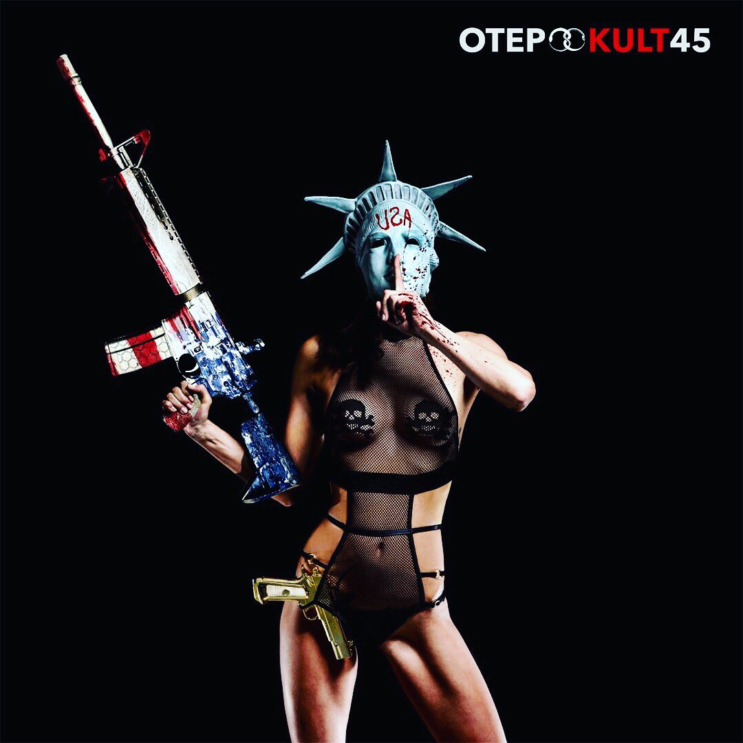Pre-Order NOW: https://t.co/OpWqNTioKb 🔥   #kult45  #otep