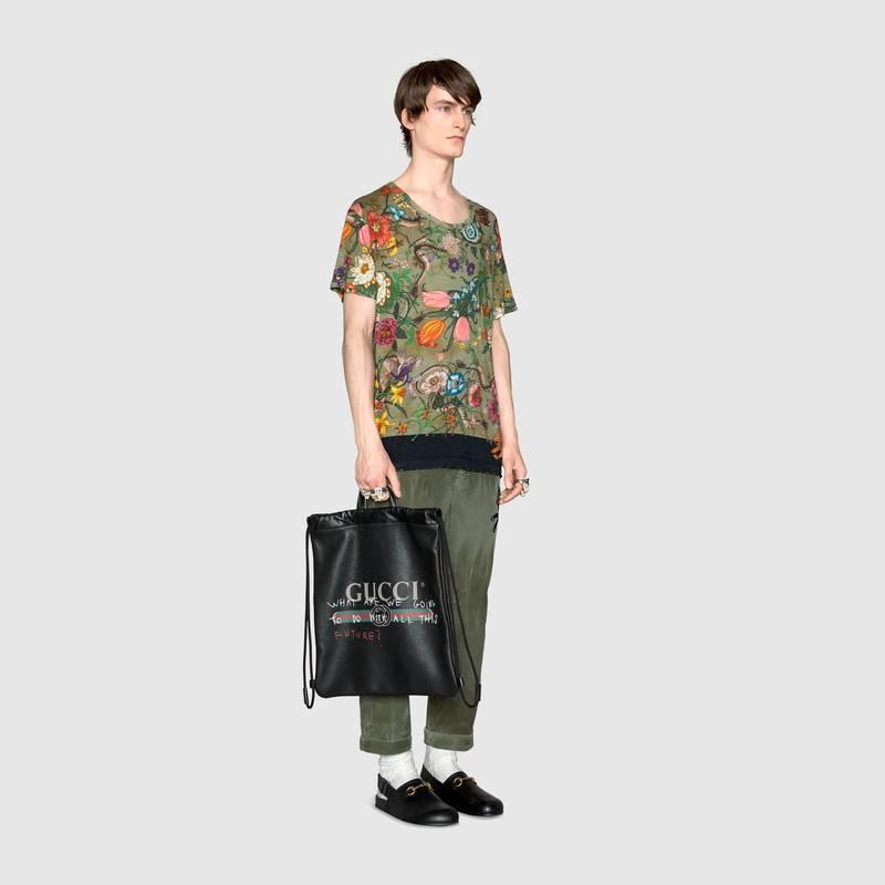 41d2ea68f234 ... logo backpack (1.490€) : https://www.gucci .com/fr/en_gb/pr/men/mens-bags/mens-backpacks/gucci-coco-capitan-logo- backpack-p-4940530FSA08459 …