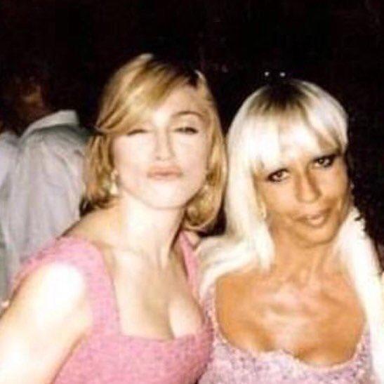 Happy Birthday to the Legendary and beautiful Donatella Versace     !!