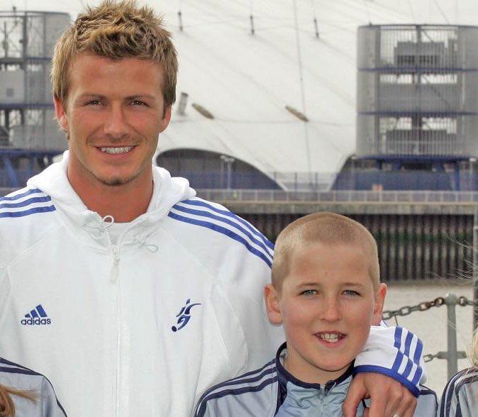 Happy Birthday to David Beckham!