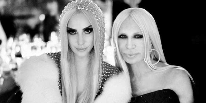 Happy Birthday to Donatella Versace